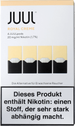 JUUL Pods Royal Créme