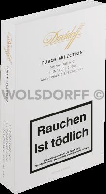 Davidoff Tubos Selection white