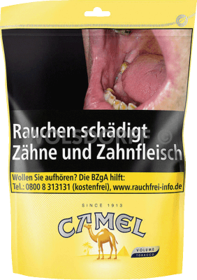Camel Volume Tobacco Full Flavor XL Dose 145 g