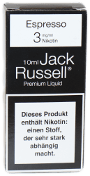 Jack Russell Liquid No11 Espresso