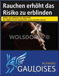 Gauloises Blondes Blau (4 x 39)