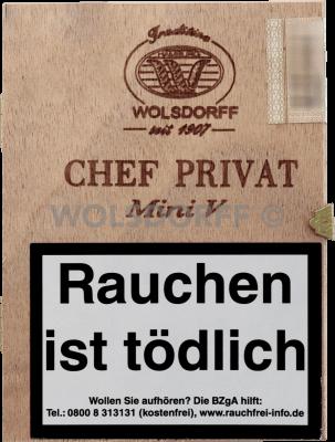 Chef Privat Mini V