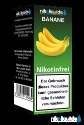 Nikoliquids Banane