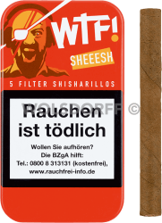 WTF! SHEEESH Shisharillo