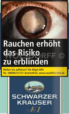 Schwarzer Krauser No 1 Pouch 10 x 30 g