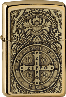 Zippo 2005362 #207G Medal Of Zippo® Limited Edition