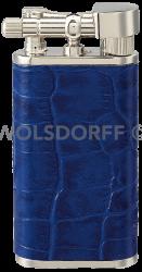Pearl Pfeifenfeuerzeug Stanley 72927-30 Croco blue
