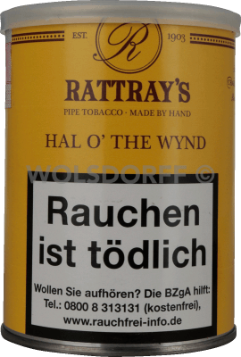 Rattray's British Collection Hal O' The Wynd
