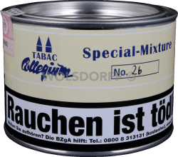 Tabac Collegium Special-Mixture No. 26