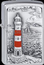 Zippo 2001670 #200 Lighthouse Emblem