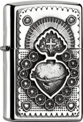 Zippo 2005163 250 Mexican Heart