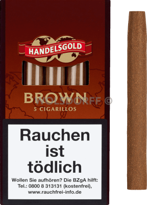 Handelsgold Sweets Brown