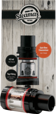 Steamax TFV8 X-Baby Clearomizer