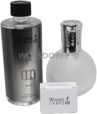 Wunderlampe Starter Set Neutral Topas white