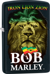 Zippo 60003120 #218 Bob Marley Lion