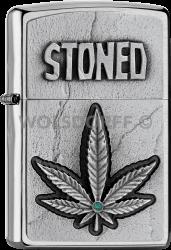 Zippo 2005904 #200 Stoned