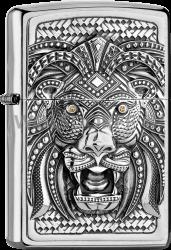 Zippo 2005906 #200 Art Lion