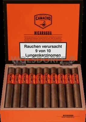 Camacho Nicaragua Gran Churchill