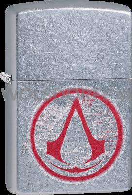 Zippo 60004197 #207 Assassin's Creed® Round Sign
