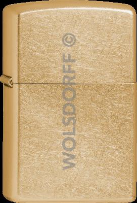 Zippo 60001161 207G Gold Dust™