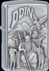 Zippo 1300097 #200 Viking Odin Emblem