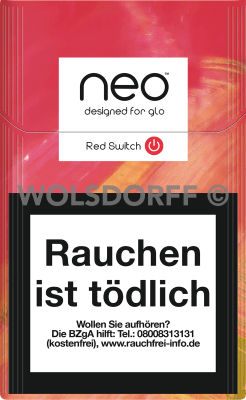 Neo Tobacco Red Switch