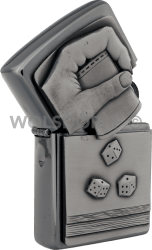 Zippo 1300193 Cube Luck