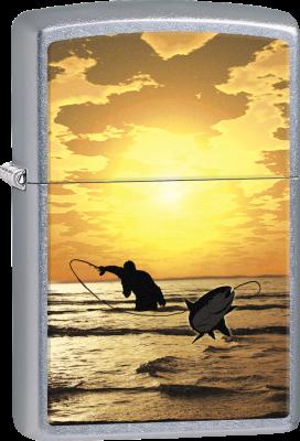 Zippo 60003158 #207 Gone Fishing