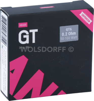 Vaporesso GT6 Coil Heads 0,2 Ohm 3er