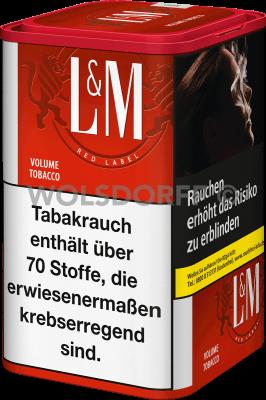 L&M Premium Tobacco Red Beutel 115 g