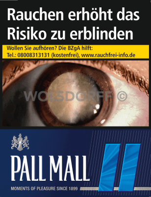 Pall Mall Blue Giga (5 x 35)