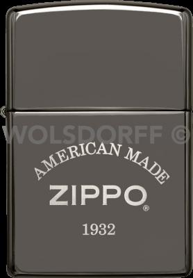 Zippo 60003897 #150 American Made Zippo
