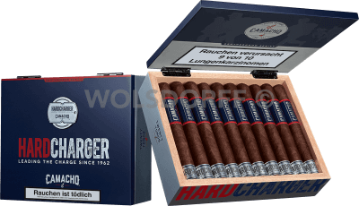 Camacho Brotherhood Series Hard Charger Toro Limited Edition 2019