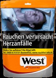 West Yellow Volume Tobacco Beutel 121 gr