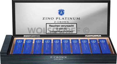 Zino Platinum Z-Crown Chubby Limited Edition