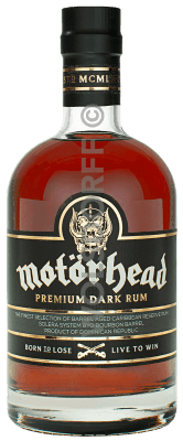 Mackmyra Motörhead Rum