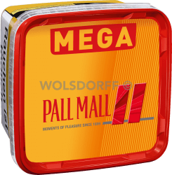 Pall Mall Allround Red Mega Box 185 g