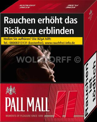 Pall Mall Red Super (5 x 38)