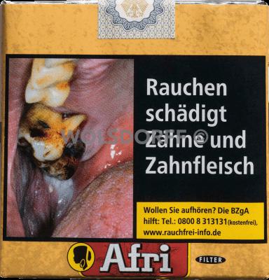 Afri Cigarettes (8 x 25)