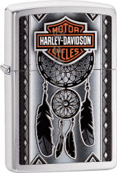 Zippo 60003574 #200 Harley Davidson® Dreamcatcher