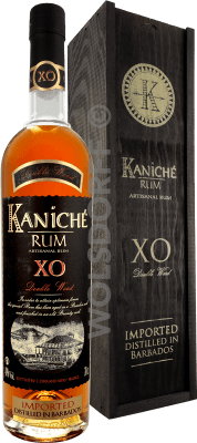 Kaniché XO Double Wood Rum