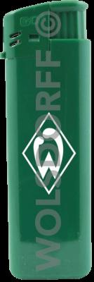 Einwegfeuerzeuge Prestige Werder Bremen Vereinslogo