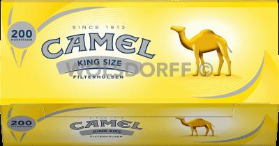 Camel Hülsen 5 x 200er