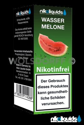 Nikoliquids Wassermelone