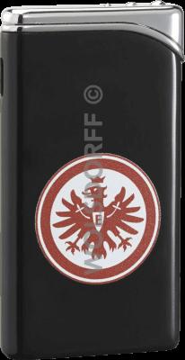 Feuerzeug Tempo schwarz matt Eintracht Frankfurt
