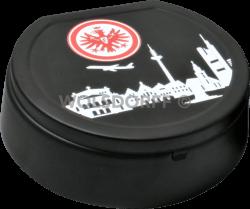 Aschenbecher mit Deckel Eintracht Frankfurt Skyline