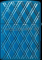 Zippo 60004902 Armor® Blue Diamonds