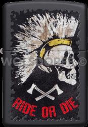 Zippo 60003808 #218 Punk Skull