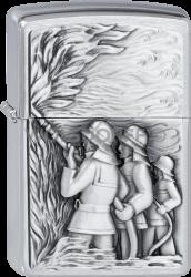 Zippo 2001662 #200 Firemen Emblem