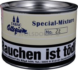 Tabac Collegium Special-Mixture No. 22